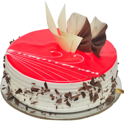 Strawberry Cake to Belgaum