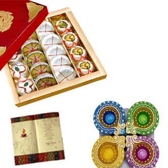 Assorted diwali hamper