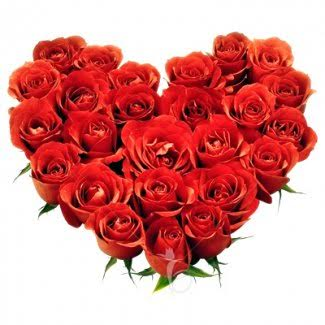 online valentine's day red roses to belgaum on sameday