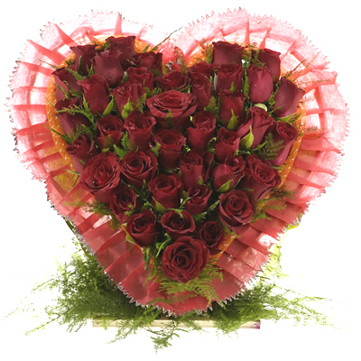 send valentine's day red roses bouquet to belgaum