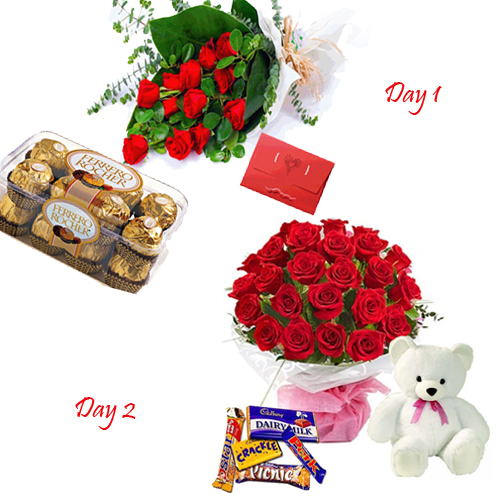 send valentine's day hamper to dharwad