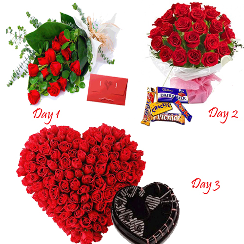 send Valentine's Day Hamper to Belgaum