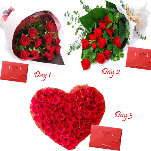 online valentine's day hamper to belgaum on sameday